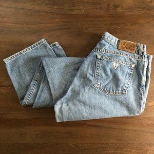Vintage 1990s Guess Men's Jeans Size 36